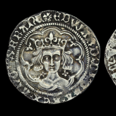 Edward IV Heavy Coinage Groat