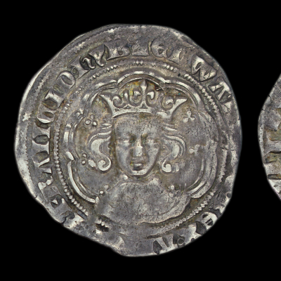 Edward III Pre-Treaty with French title