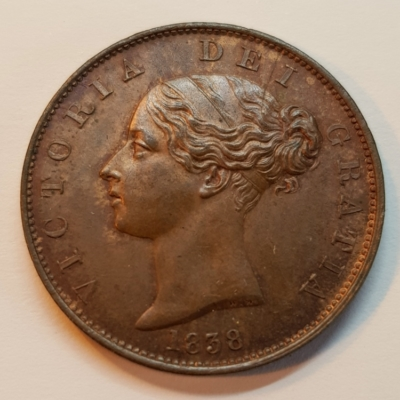 Queen Victoria Young Head Shilling 1883 Gm Coins