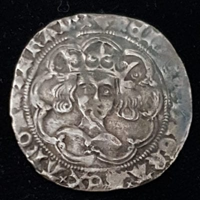 Henry VI First Reign Groat London Mint
