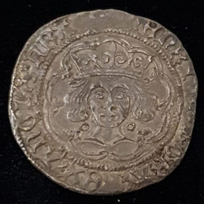 Henry VI Groat Annulet Issue, 1422-1430