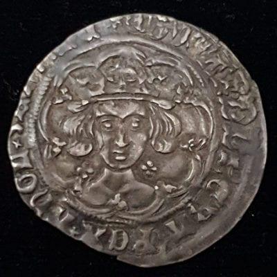 Edward IV first reign Groat