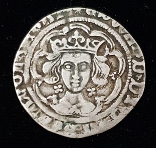 Edward IV First Reign Light Coinage Groat