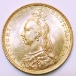 Jubilee Head 1889 Sovereign