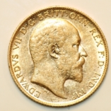 1909 Half Sovereign