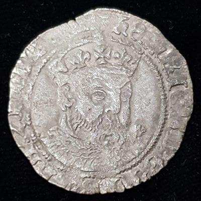 Henry VIII Posthumous Bristol Groat
