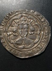 Edward III Groat, Class C Pre Treaty