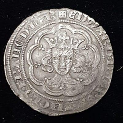 Edward III Pre Treaty Groat
