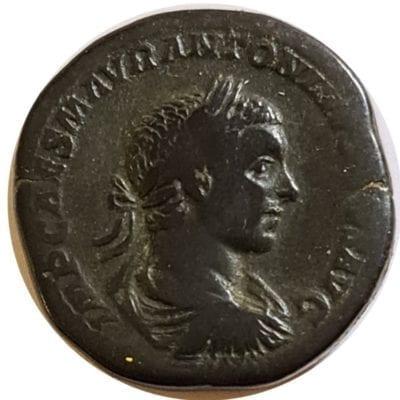 Elagabalus (218-222) Sestertius