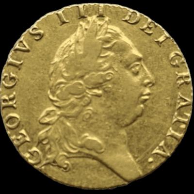 George III (1760-1820), gold Guinea, 1791