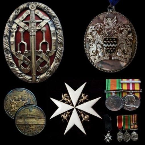 Sir Desmond Heap Medal Combination