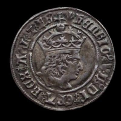 Henry VII Groat Regular Issue 1505-1509