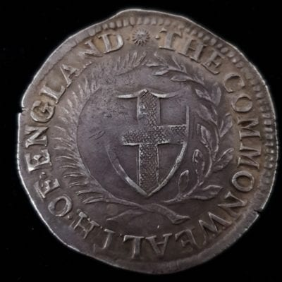 Commonwealth 1651 Shilling