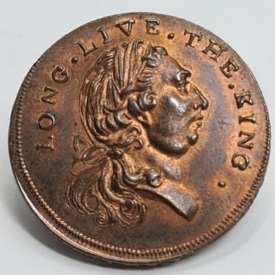 Horsham, M. Pintosh halfpenny token 1791
