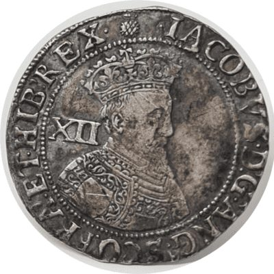 James I (1603-25), silver Shilling, first coinage