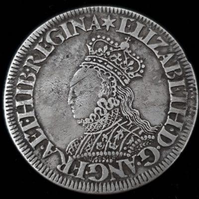 Elizabeth I Milled Shilling