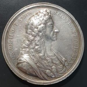 Charles II Presentation Medal