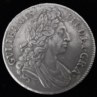 William III 1696 Crown