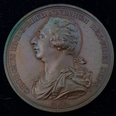 George III Union with Ireland 1801