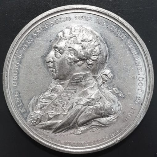 George III Golden Jubilee Medal