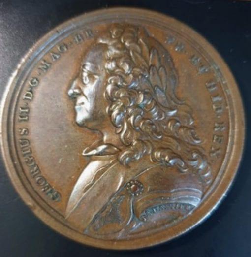 George II Prosperity Medal