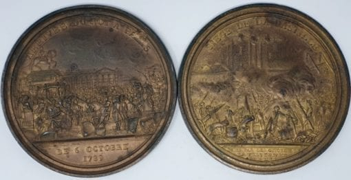 French Revolution Medals