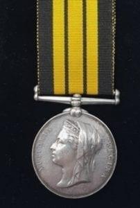 Ashantee Medal