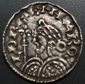 Harold I Fleur De Lis Penny London