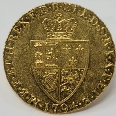 George III (1760-1820), gold Guinea