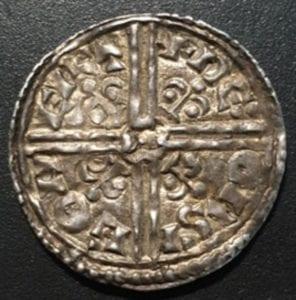 Harold I Penny, Deorsige on Hertford