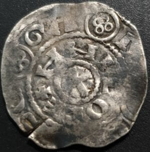 Henry I Double Inscription Penny of Lincoln