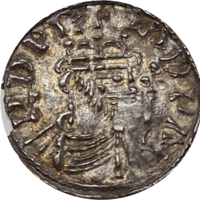 Edward the Confessor (1042-1066), Penny, Hammer Cross type