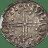 Edward the Confessor (1042-1066), Penny, Hammer Cross type