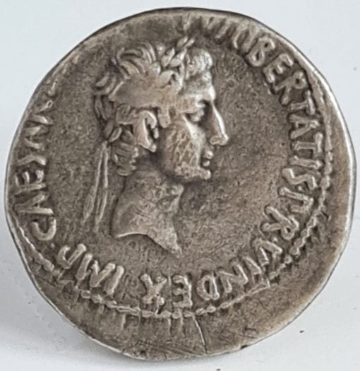 Octavian Cistophorus