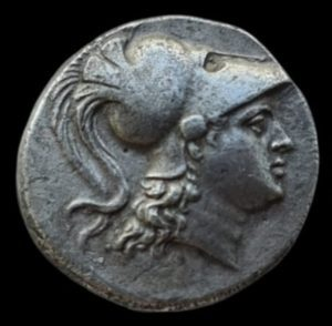 Pamphylia, Side Silver Tetradrachm