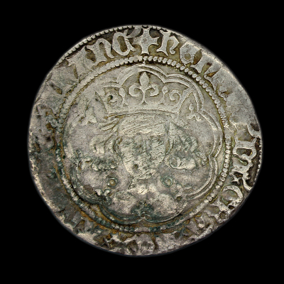 Henry VI Groat, Annulet Issue, 1422-1430