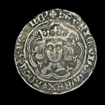 Henry VI Pinecone Mascle Groat