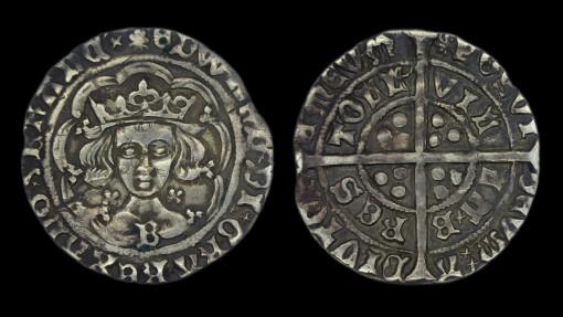Edward IV Groat, Bristol Mint