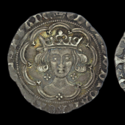 Edward IV, first reign, light coinage Groat