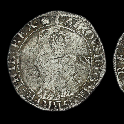 Charles II Half Crown