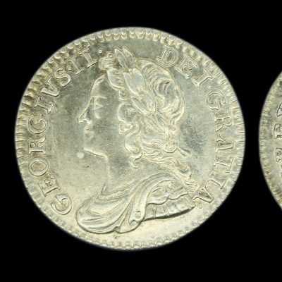 George II Fourpence 1746