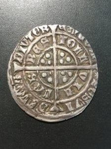 Edward IV Bristol Groat