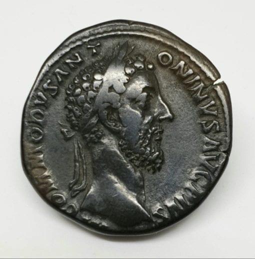 Roman Empire, Commodus (177-192 AD), Sestertius Rome mint, 183 AD