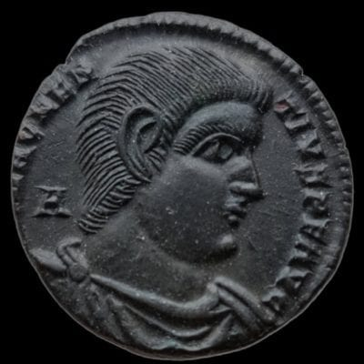 Magnentius AE Centenionalis 351-352 AD