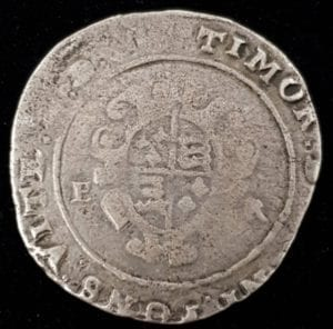 Edward VI Shilling Second Coinage